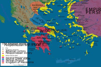 father of democracy in athens