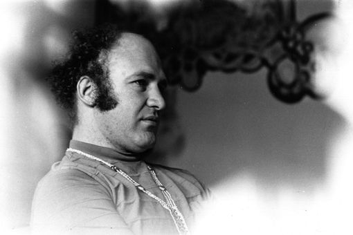 Photograph of author Ken Kesey in the 1960s