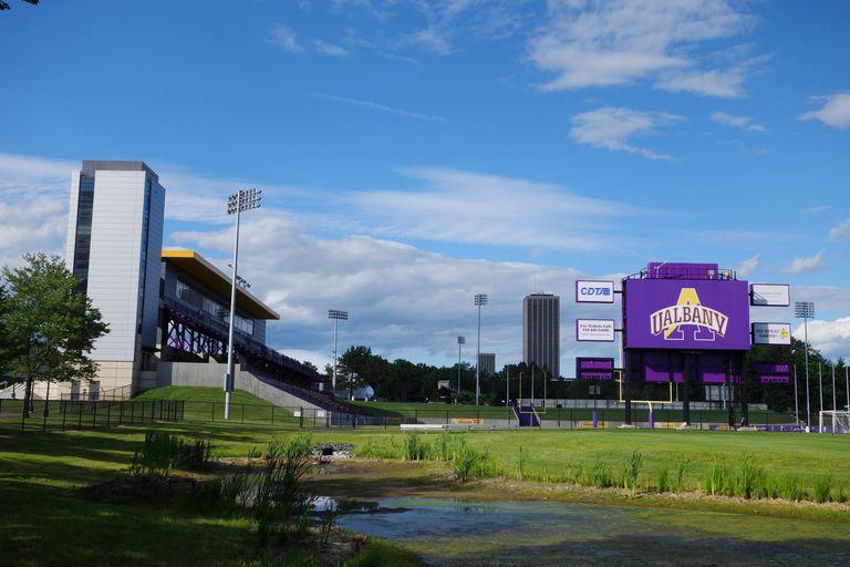 SUNY Albany Stadium