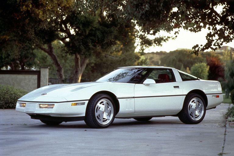 1988 Corvette Coupe