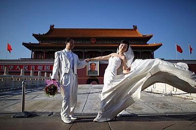 Modern Chinese Engagements Wed Love And Tradition