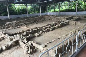 Ruins of Nam Linh Son Pagoda, Oc Eo Culture