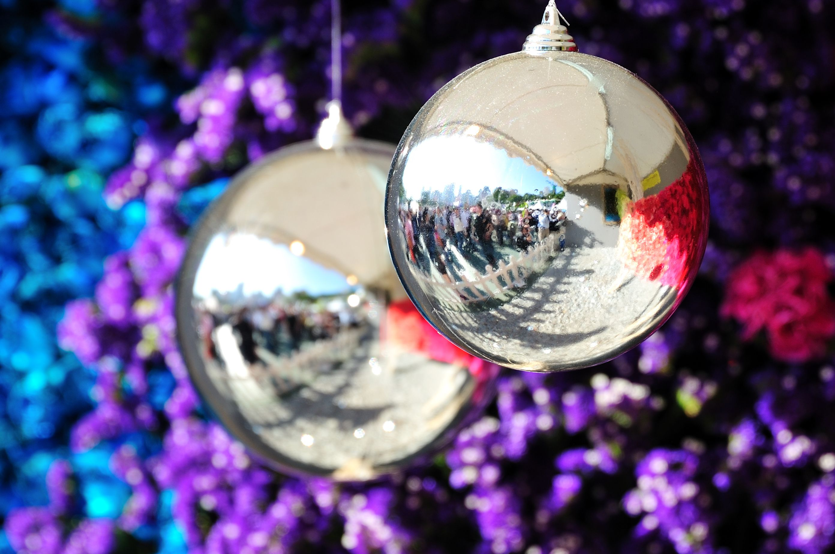Silver Ornaments: A Holiday Chemistry Project