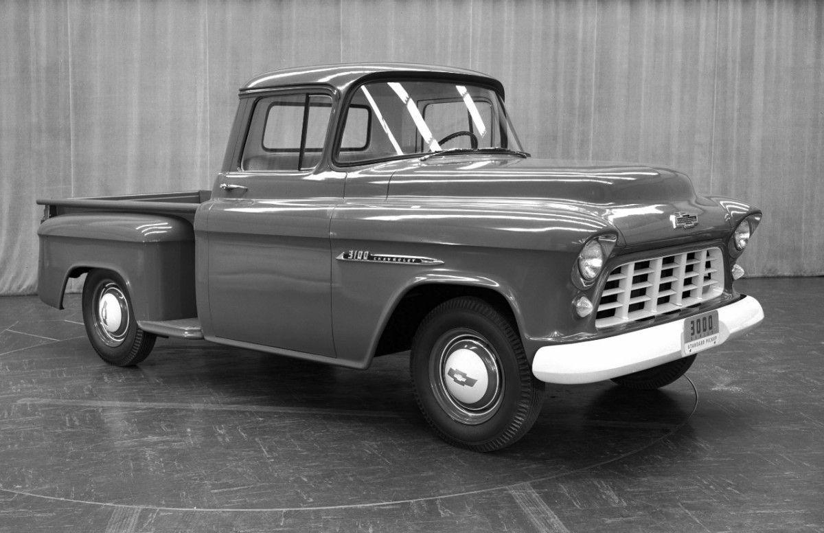 Chevy Trucks History 1918 1959 1949 Truck Stepside 1955 Chevrolet Pickup