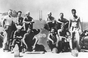 Crew of PT-109 in 1943