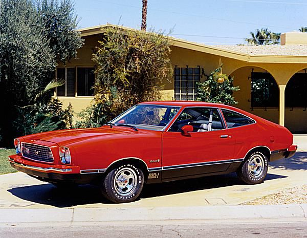 Second Generation 1974 1978 Mustang Photo Gallery
