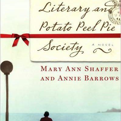Portada del libro The Guernsey Literary and Potato Peel Pie Society