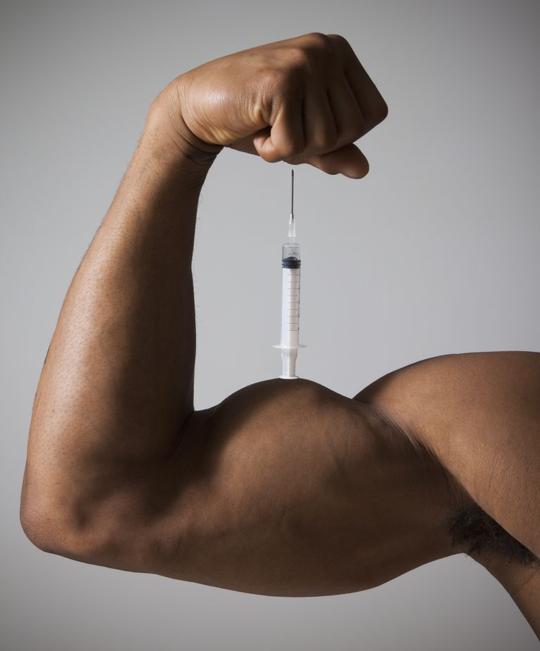 Anabolic Steroids - Performance Enhancing Drugs