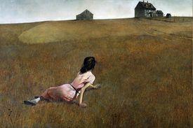 Christina's World, Andrew Wyeth
