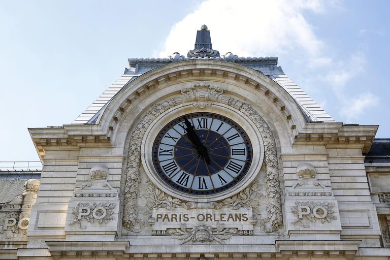 Paris Famous Clocks