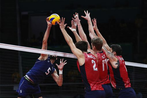 Volleyball - Olympics: Day 14