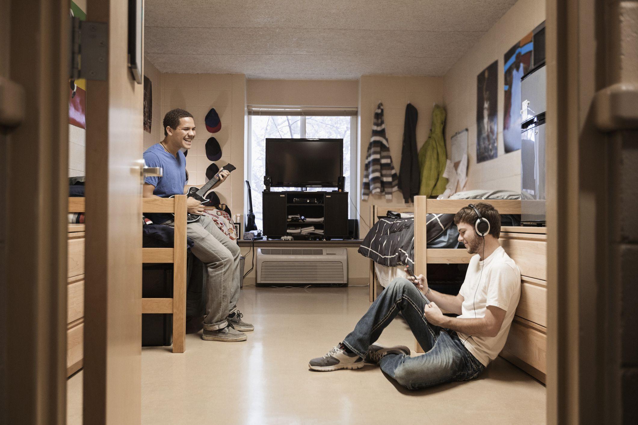 Single Dorm Room Ideas For Girls Decor