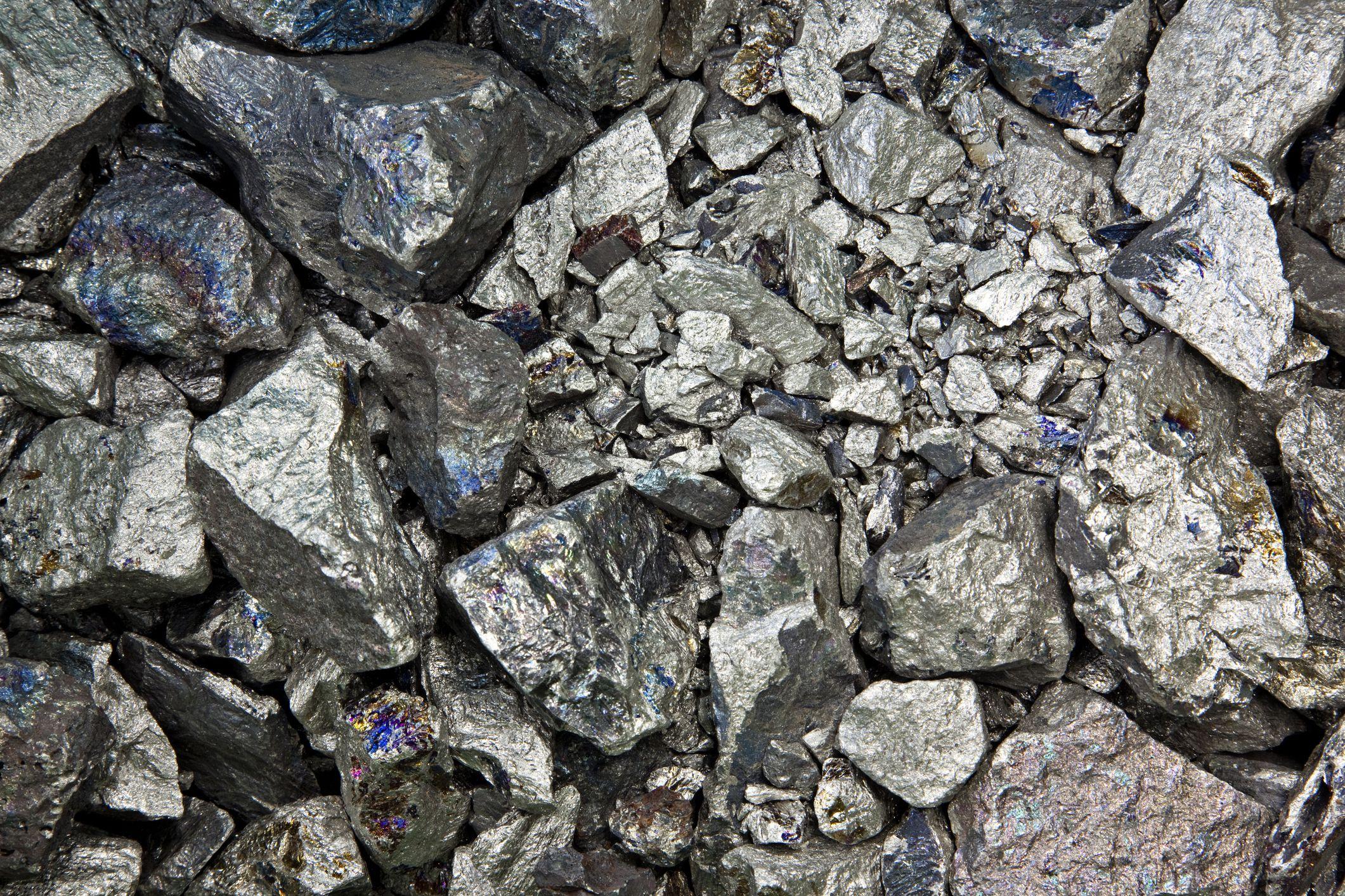 никель черный металл