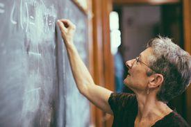 Mathemathics professor
