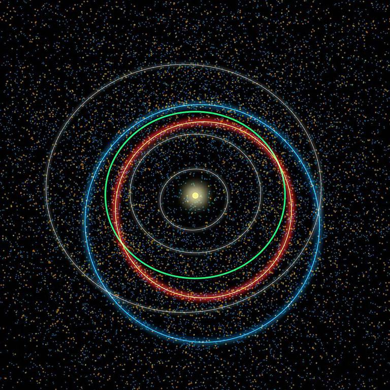 Discover Johannes Keplers Laws Of Planetary Motion