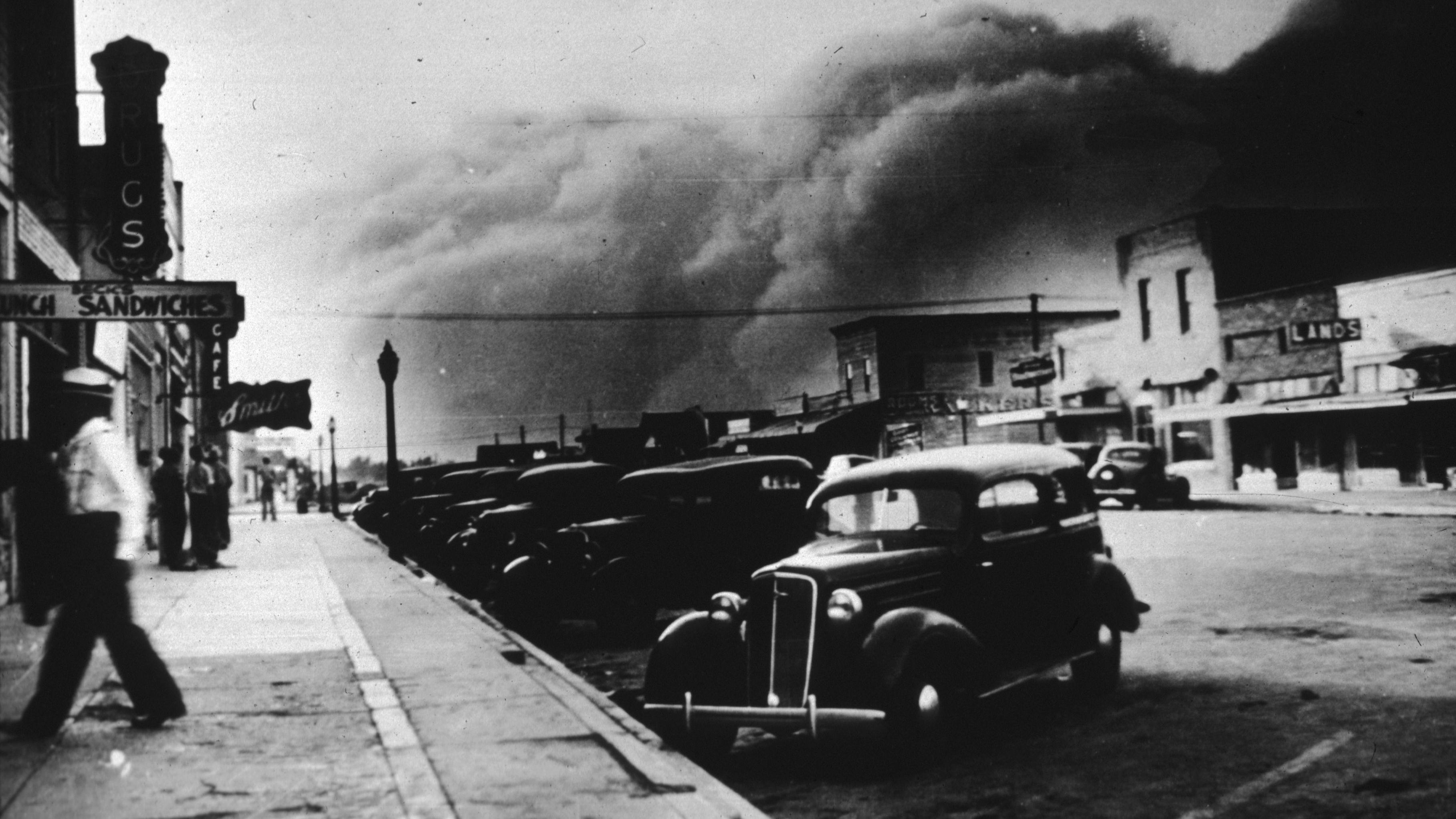 Photos Of Great Depression Economic Impact
