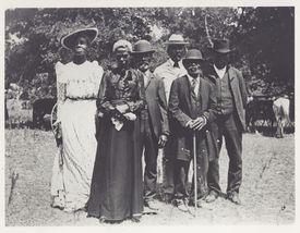 Emancipation Day Celebration, 1900