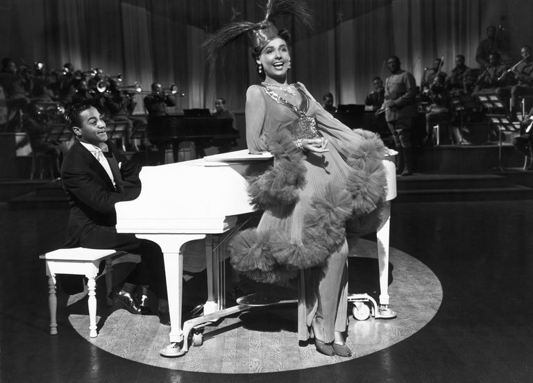 Lena Horne in Stormy Weather