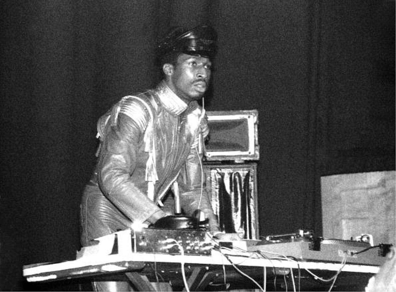 Grandmaster Flash, 1980
