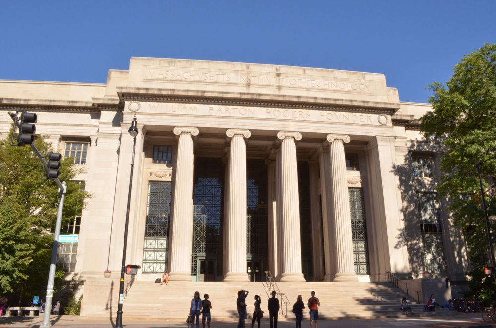 The Rogers Building at MIT