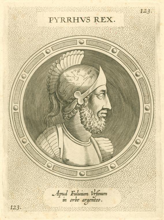 Image ID: 1624788 Pyrrhus Rex.