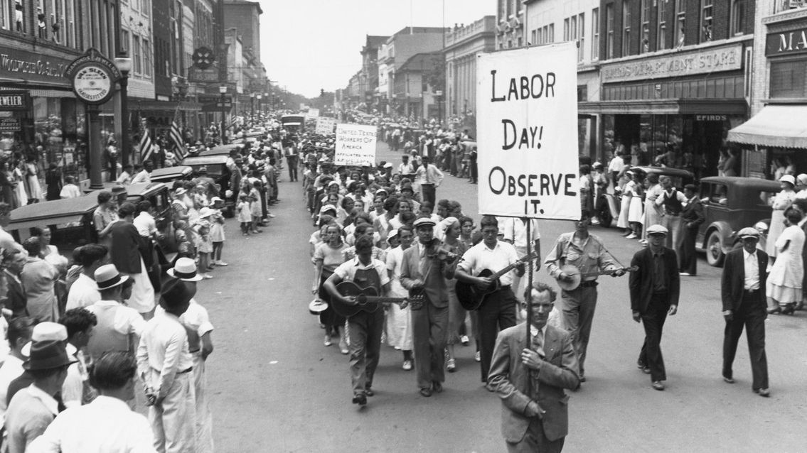 Labor Day Purpose and History