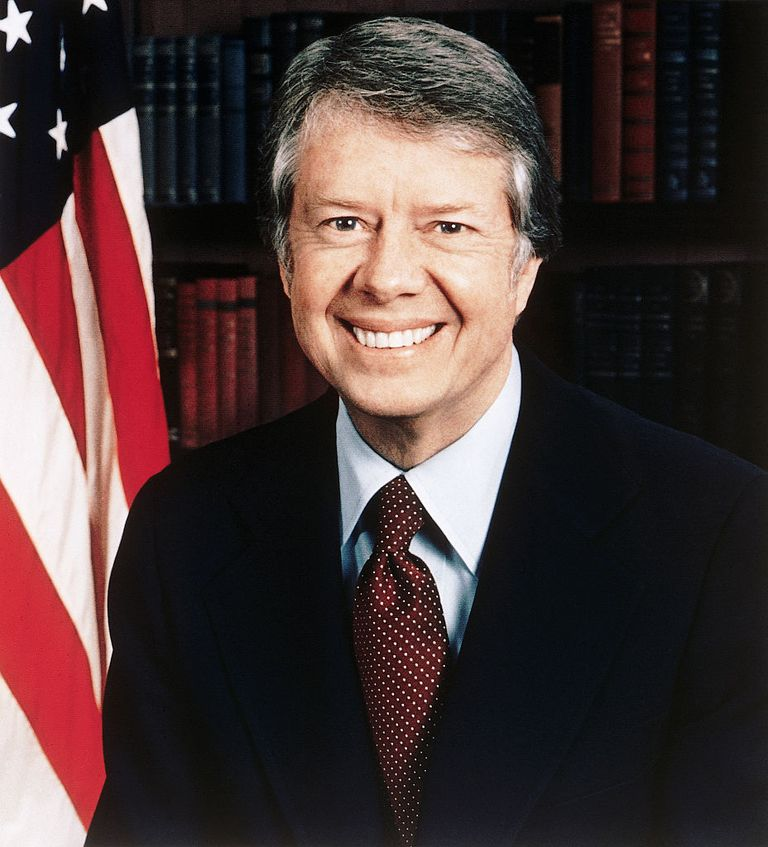 Jimmy Carter - 39th President of the United States