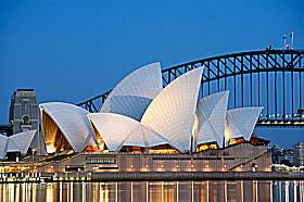 Sydney Opera House, a World Heritage Site