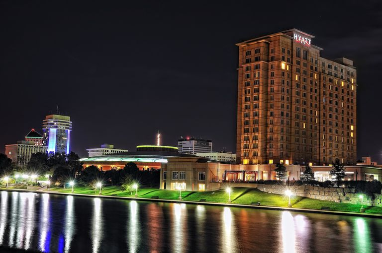 Downtown Wichita, Kansas