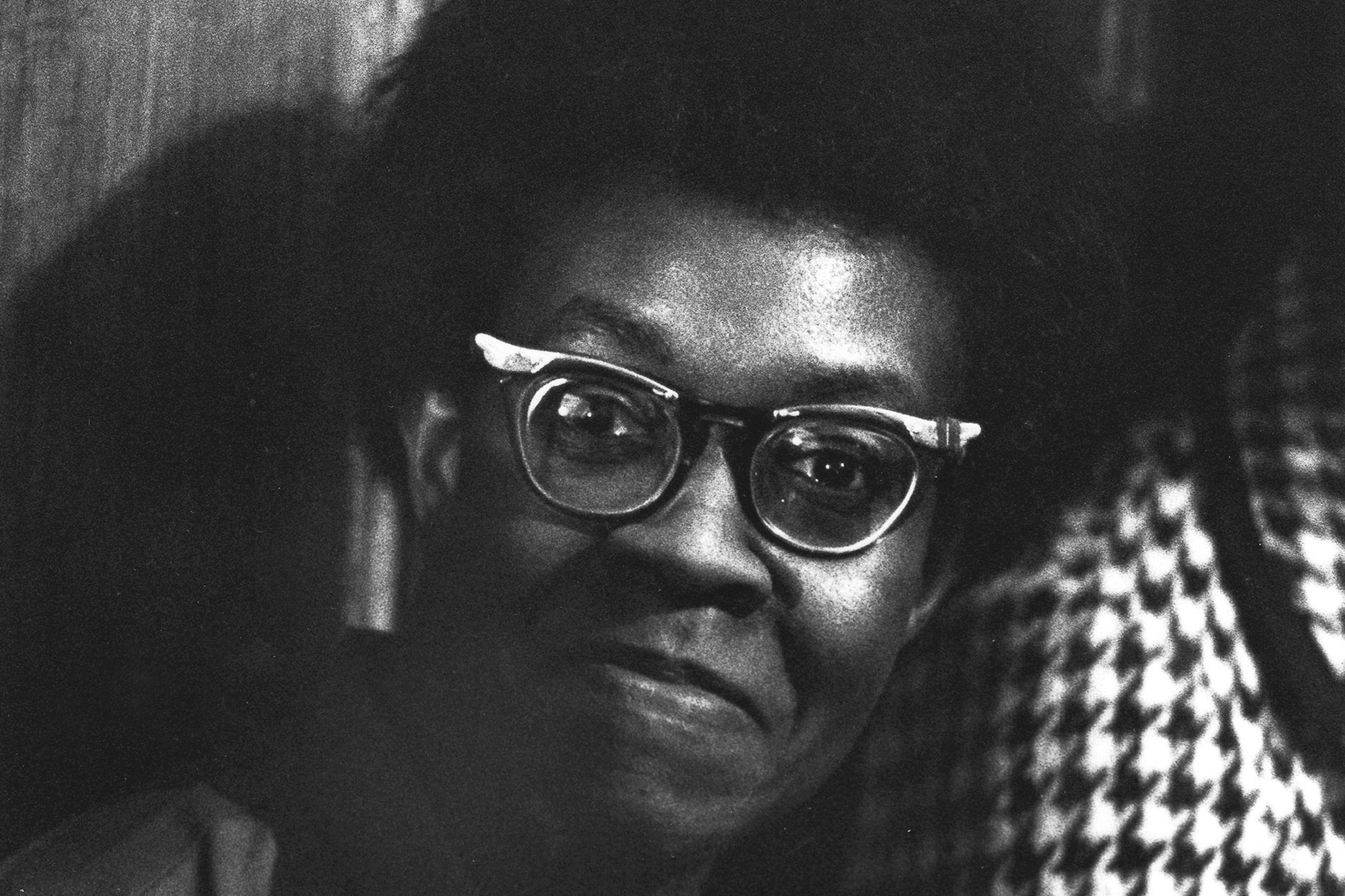 Gwendolyn Brooks, 1967, 50th birthday party