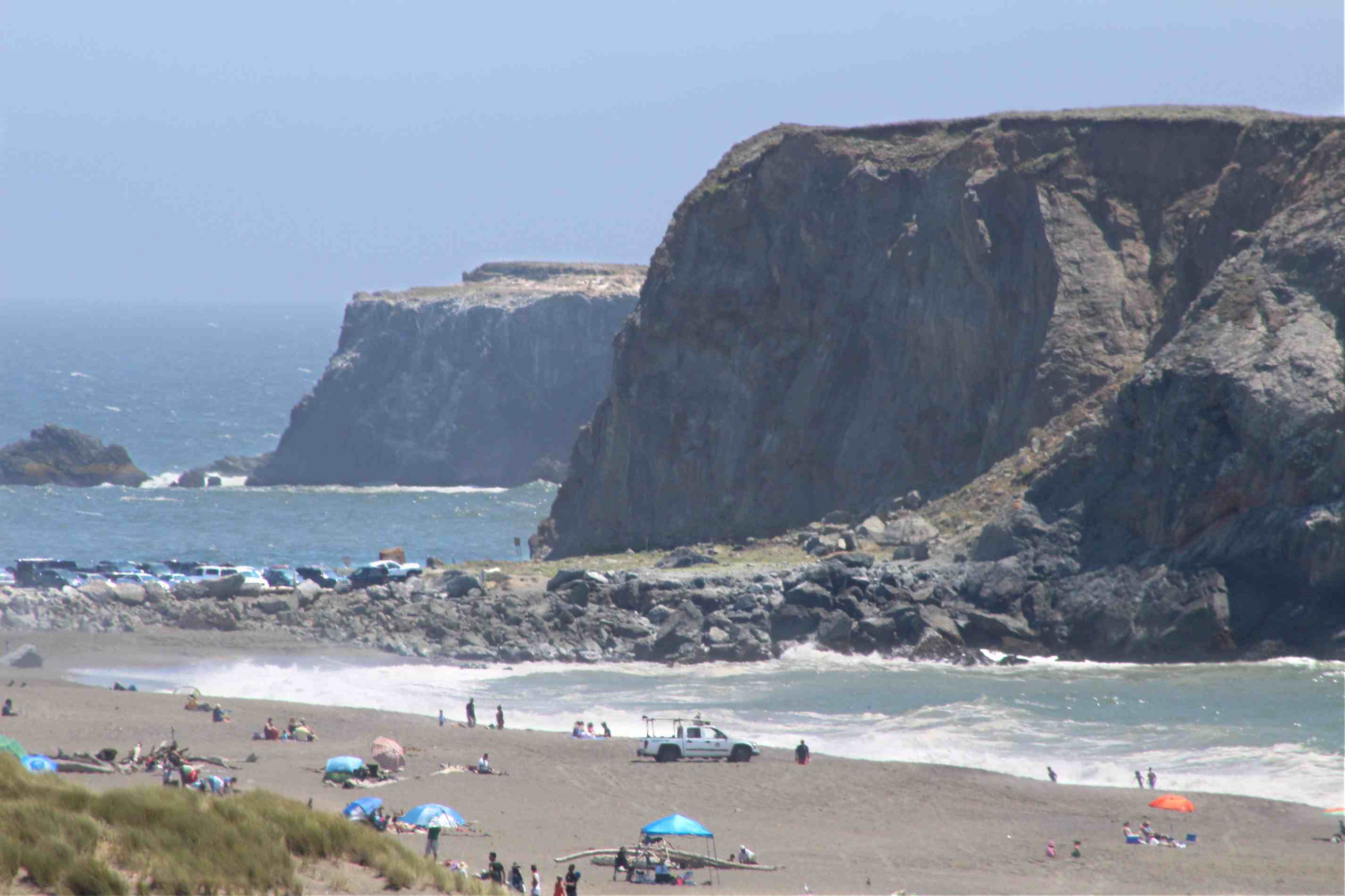 Bodega Bay, California / Goat Rock Beach
