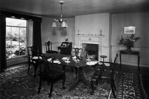 A Dining Room setting