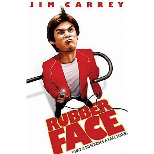 Rubberface DVD cover art