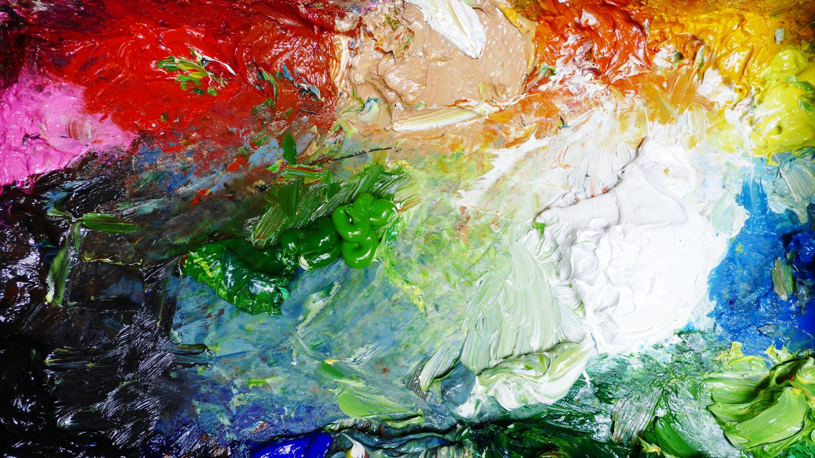 An introduction to acrylic mediums for painting for Types of acrylic paint
