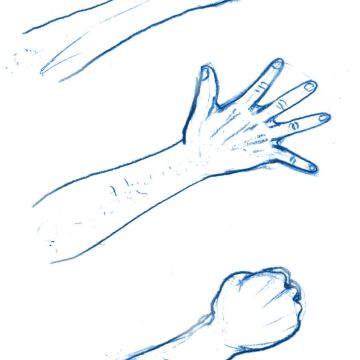 How To Draw Manga Hands And Feet For Beginners
