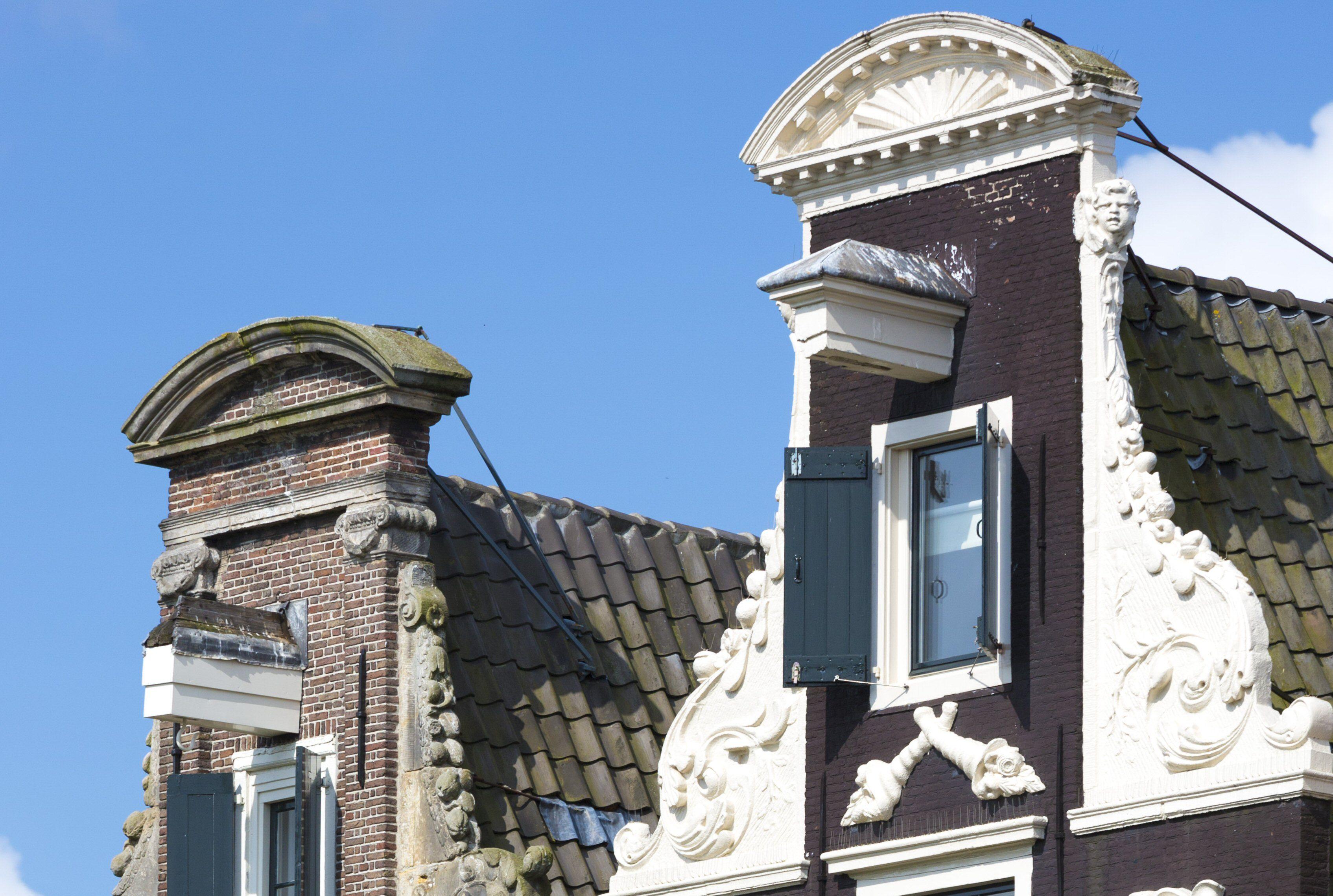 Dutch Gable Houses, Holland