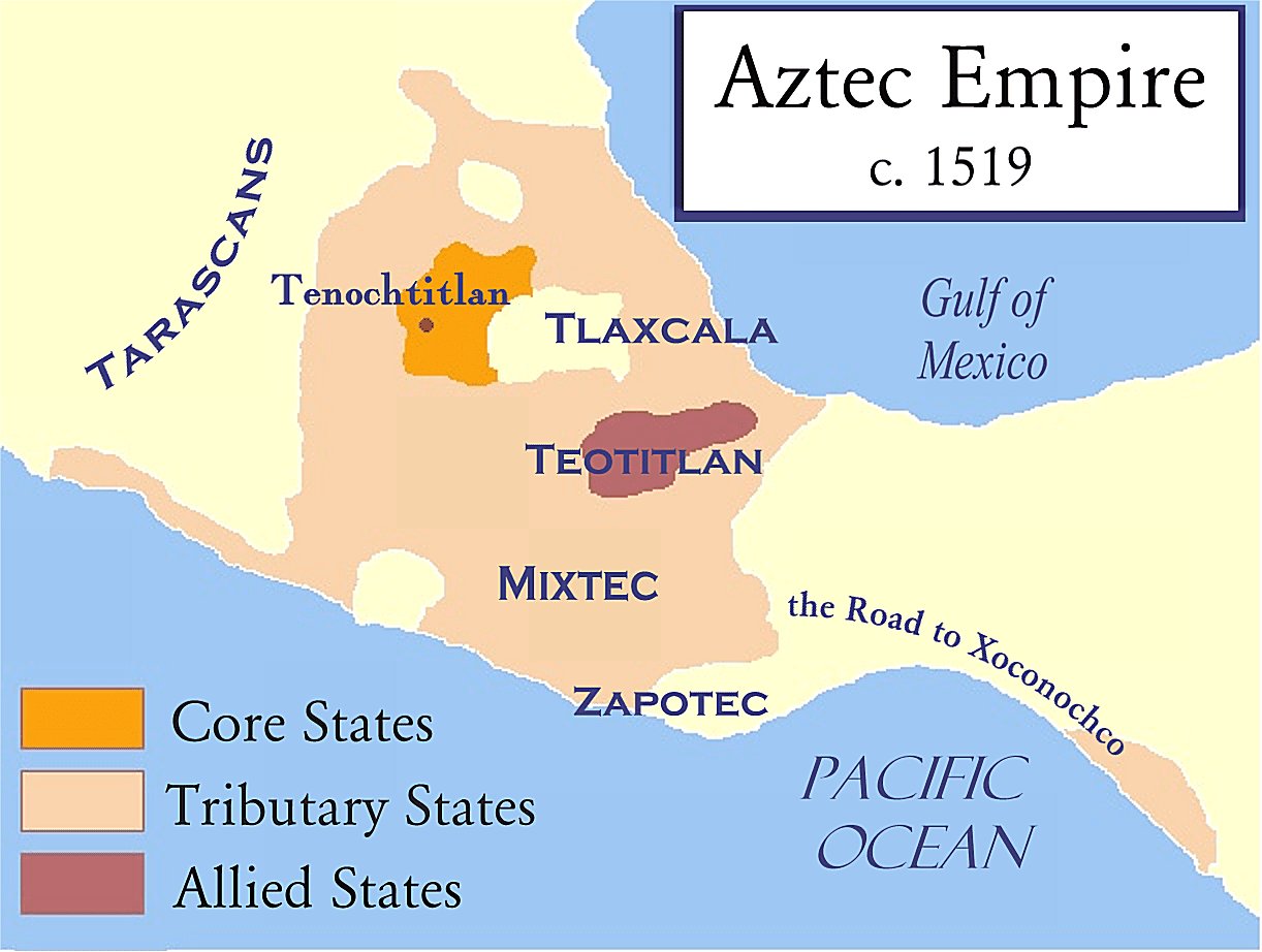 Top 10 Things to Know About the Aztecs and Their Empire