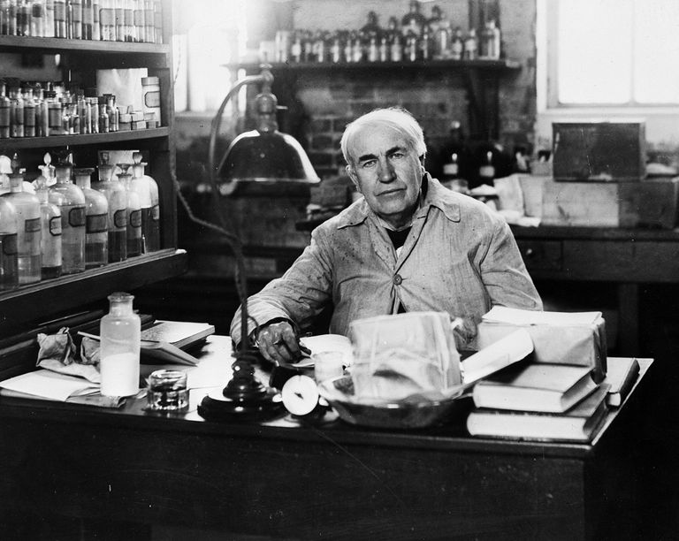 The Failed Inventions of Thomas Alva Edison