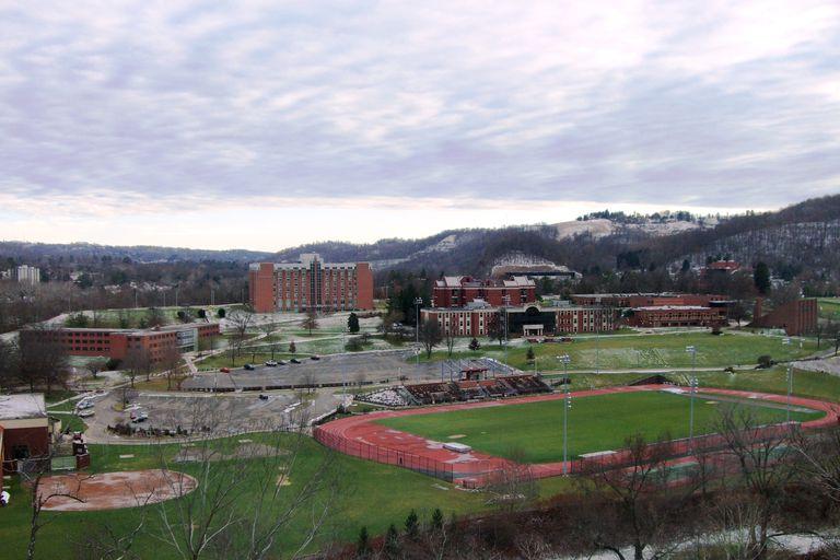 Wheeling Jesuit University campus