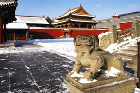 Chinese Ancient Palace