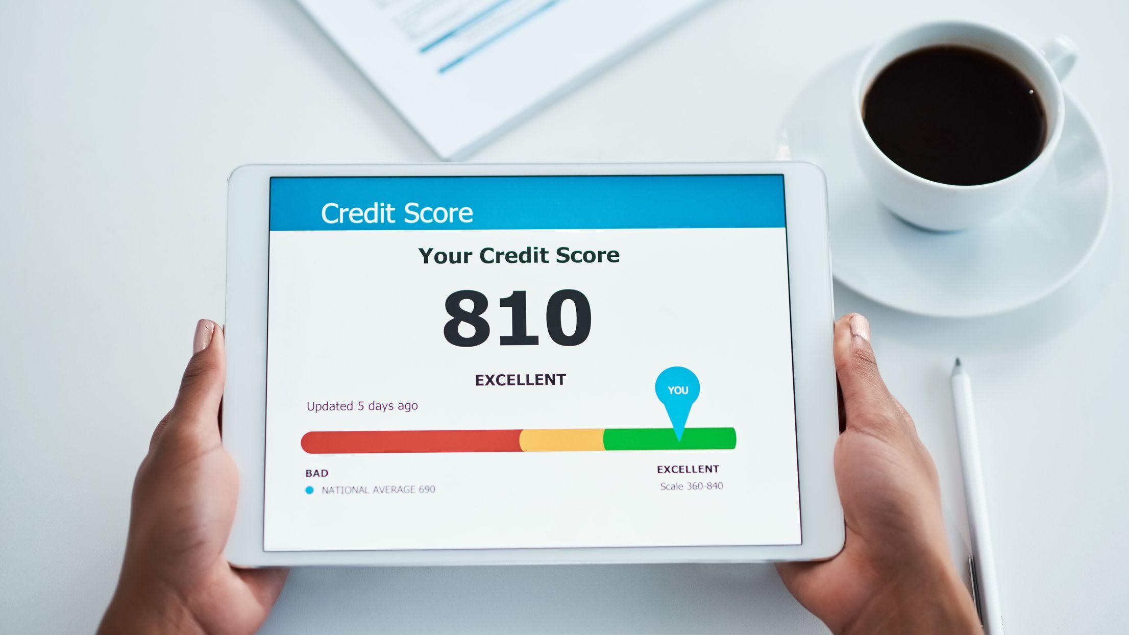 Resultado de imagen para puntaje crediticio
