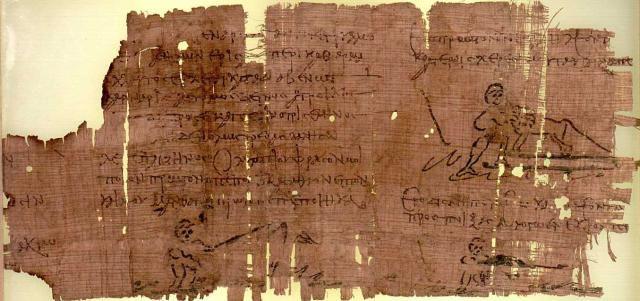 Heracles (Hercules) Papyrus