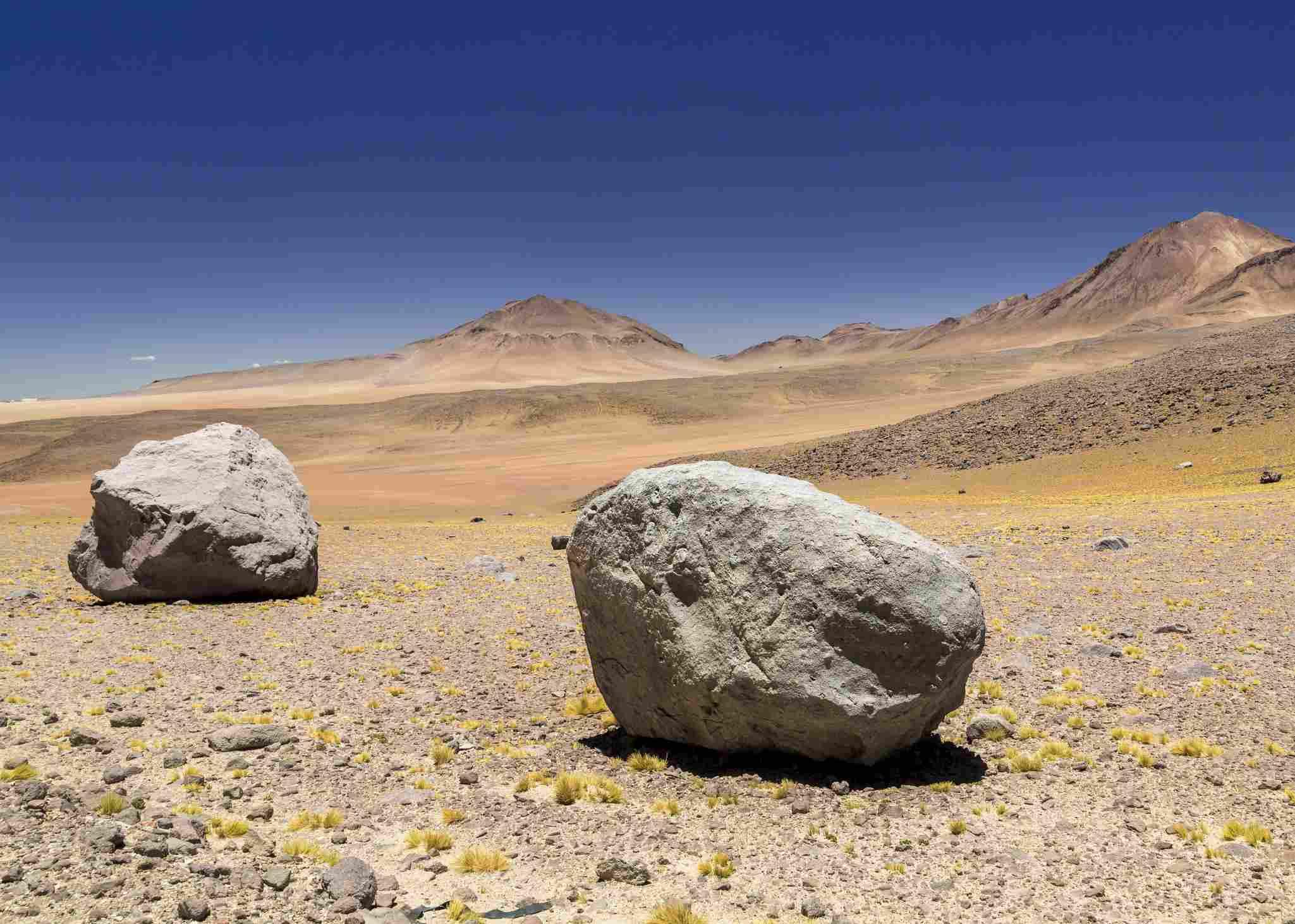 Bolivia, Atacama Desert, Salvador Dali Desert