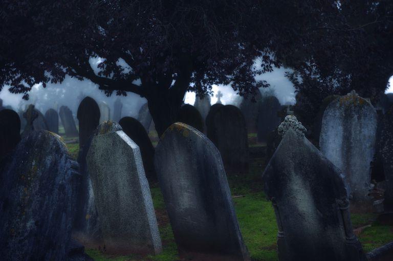 Dark Cemetery