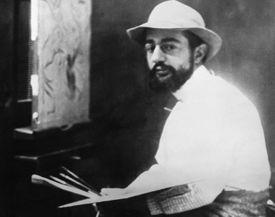 Henri de Toulouse-Lautrec at work