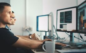 Software developers.
