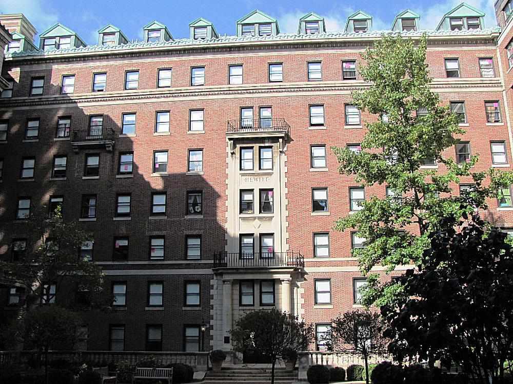 Hewitt Hall at Barnard College