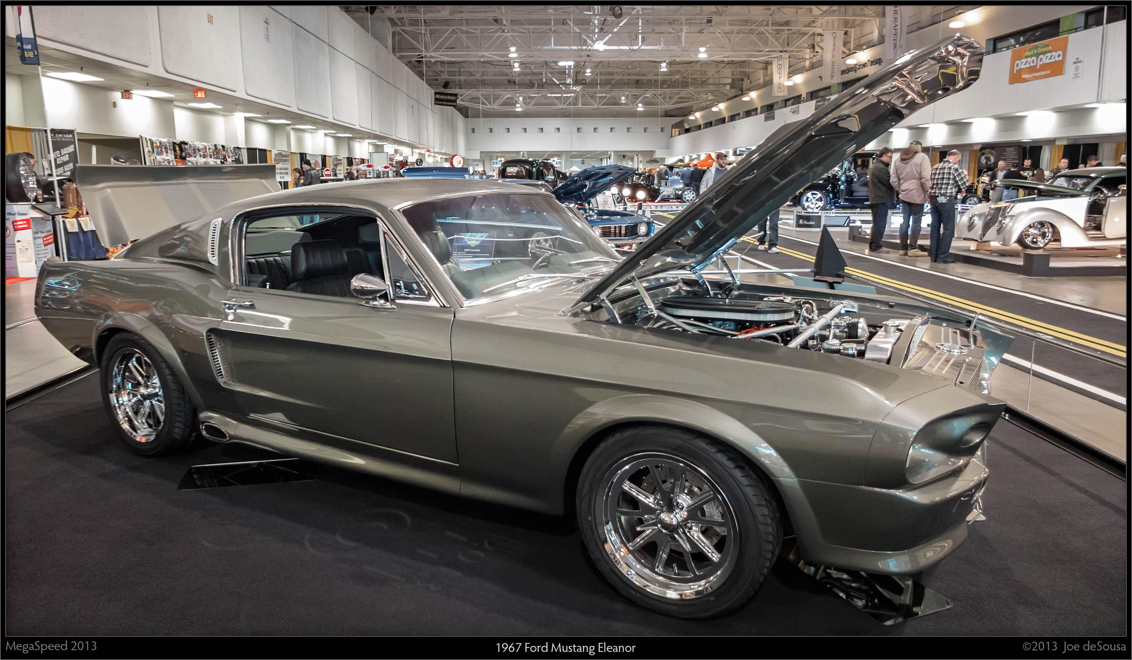 1967 ford mustang model year profile