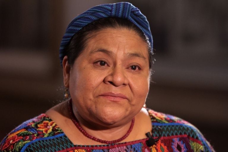 a biography of rigoberta menchu an indigenous guatemalan woman The 59-year-old maya from guatemala began to earn international acclaim with her memoir, i, rigoberta menchú: an indian woman in guatemala, published in 1992.