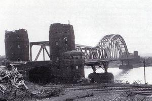 The Ludendorff Bridge